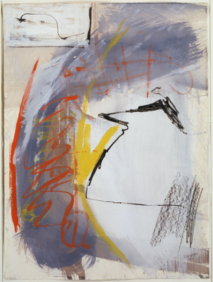 Uncharted November, 1961 By Peter Lanyon