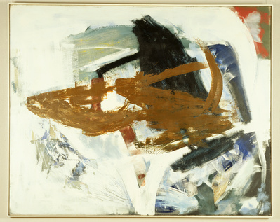 Backing Wind November, 1961 By Peter Lanyon