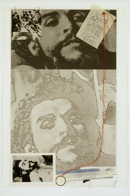 Letter from Che, 1969 By Joe Tilson