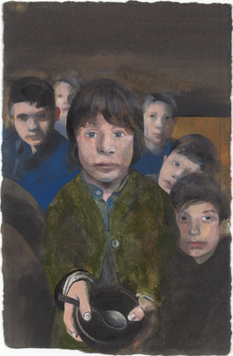 Oliver Twist, 2010  By Peter Blake