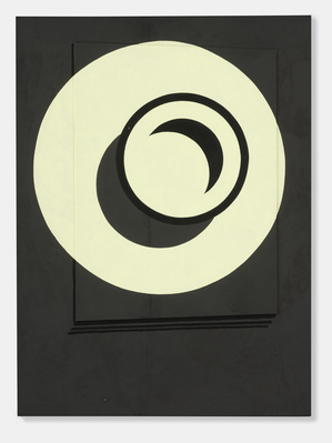 Wall Plate: Screen, 1986