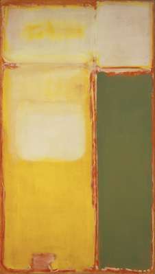 No. 11/No. 20, 1949 By Mark Rothko