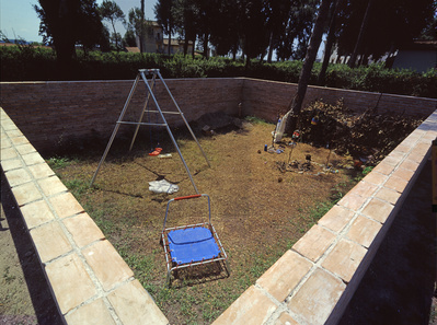 Inside Bunny Lake Garden, 2003 (installation view, Villa Med... By Georgina Starr