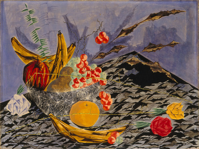 Still Life with Grapes and Roses, 1954