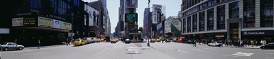 Beginning of the End, Times Square, New York, 1996