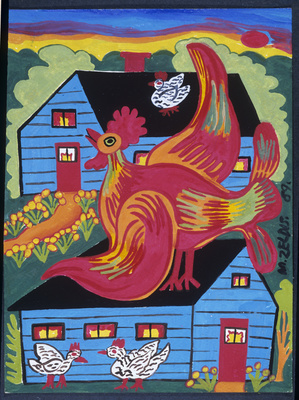 Rooster, 1989