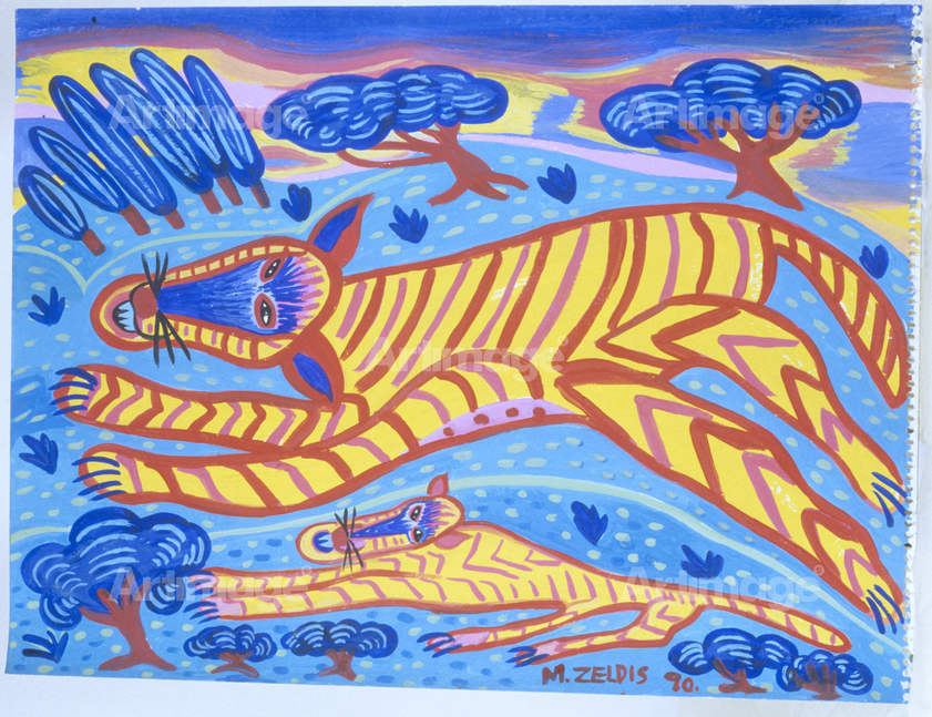 Leaping Tigers, 1990