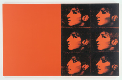 Double Red Barbra (The Jewish Jackie Series), 1992