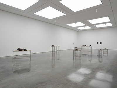 'The Last Great Adventure is You' at White Cube Bermondsey, ... By Tracey Emin