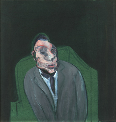 Head of a Man, 1960
