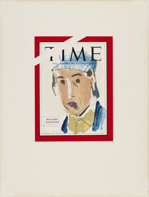 Time Magazine Cover By Richard Hamilton