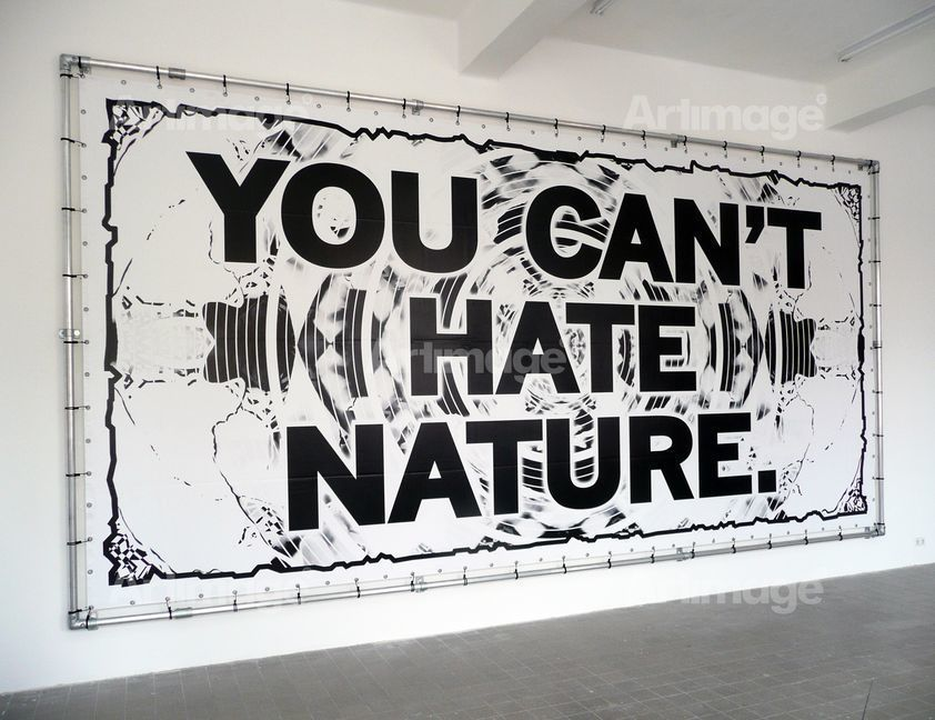 You can't hate nature, 2009
