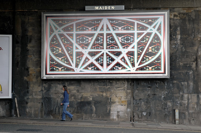 The Newcastle plan, 2005 By Mark Titchner