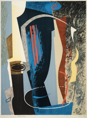 Abstract Composition, 1936