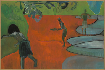 Paragon, 2006 By Peter Doig