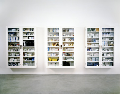 No Arts; No Letters; No Society, 2006 By Damien Hirst