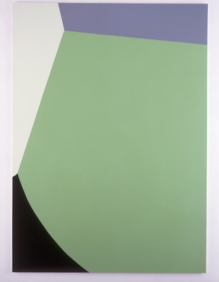 Close-up (Green), 1999