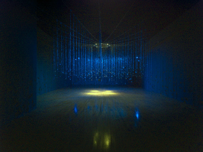Witness, 2000 (Installation at Tate Britain, London)