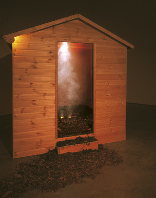 You Know Who You Are, 2001 (Installation view at 'Tomorrow's... By Abigail Lane