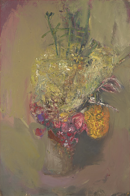 Flowers, c.1963 By Joan Eardley
