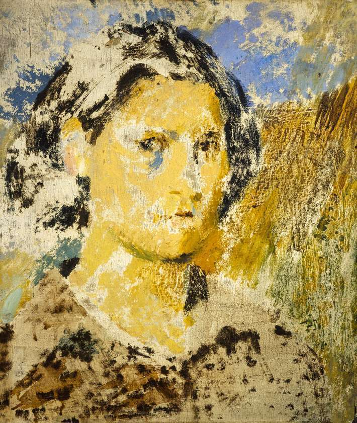 Joan Eardley, 1943
