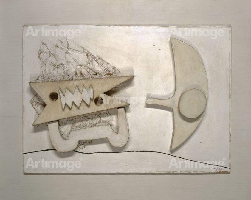 Relief Construction (Bird and Beast), 1936