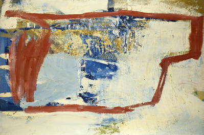 Solo Flight, 1960 By Peter Lanyon