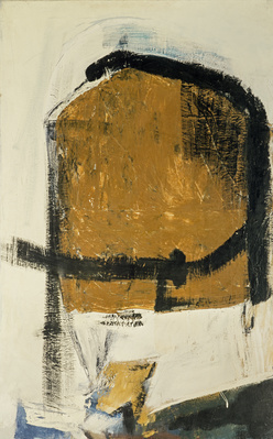 Ginger Hill, 1961 By Peter Lanyon