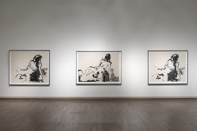 'Tracey Emin | Egon Schiele: Where I Want to Go' at the Leop...