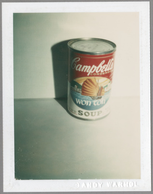 Campbell's Soup Can, 1981