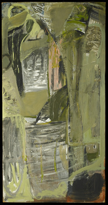 Moor Cliff, Kynance, 1953 By Peter Lanyon
