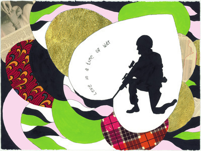Love in a Time of War 3, 2015 By Yinka Shonibare MBE