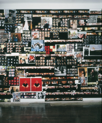 Contact (installation view), 2000 By Sam Taylor-Johnson