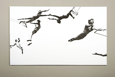 Trapeze (large), 2008, part of 'For Your Pleasure' at Matche...