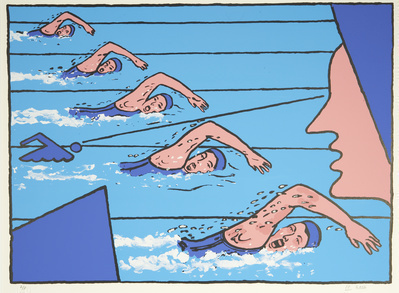 Swimming (From the NFL sports series), 2002