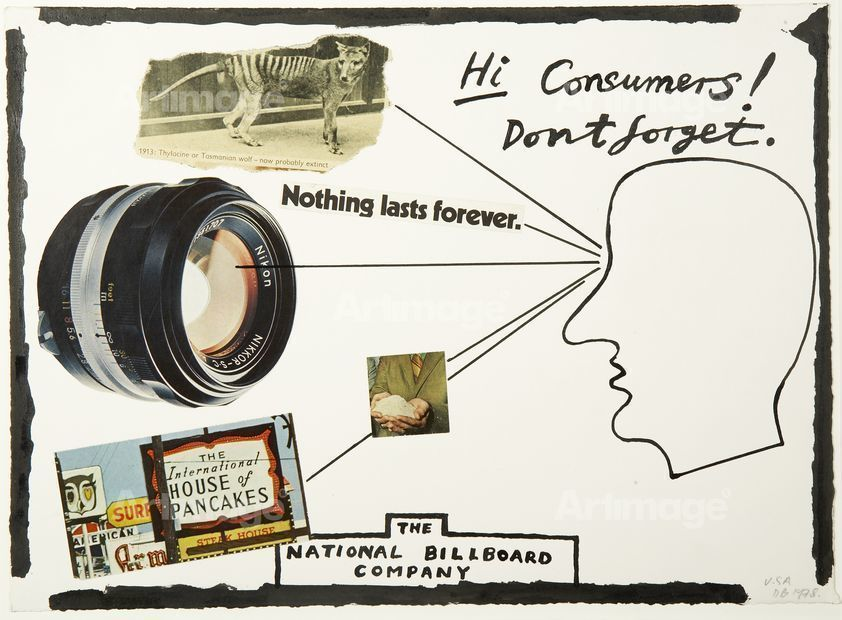 Hi Consumers Don't Forget Nothing Last Forever, 1978