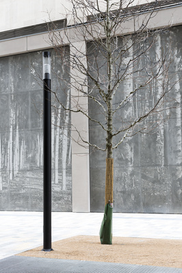 Silver Forest, Westminster City Hall, London 2016