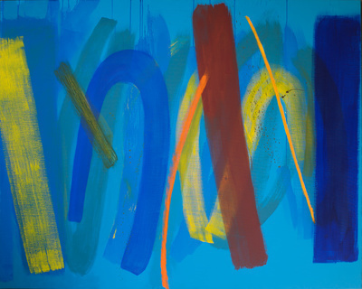 Yellow and Blue, 2008