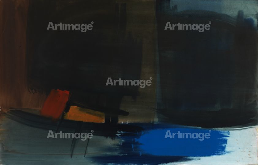 Enlarged version of Untitled, 1960