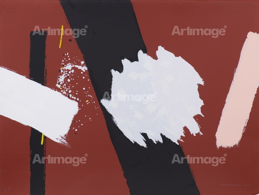 Enlarged version of Earth Series V, 2002