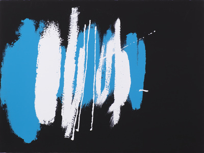 Water Dance (Porthmeor) III, 2004 By Wilhelmina Barns-Graham