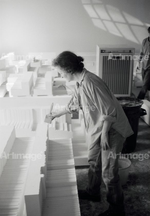 Rachel Whiteread, Studio, London, 1997