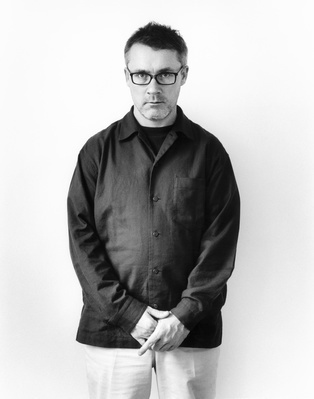 Damien Hirst, London, 2004 By Johnnie Shand Kydd