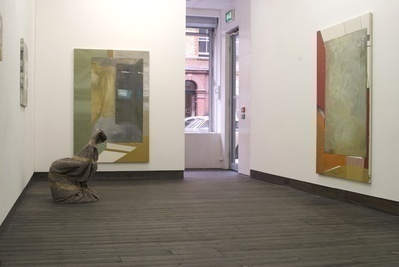 Free and Easy (installation view), 2009