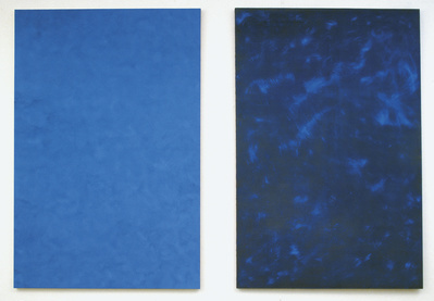 Perpetua (element 3 blue), 1994