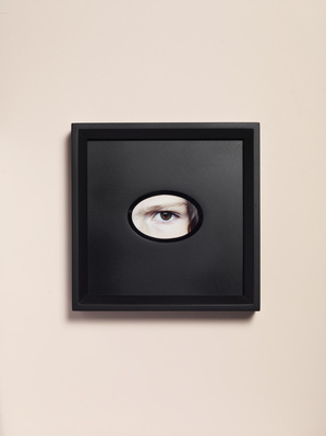 Eye portrait (C.P.), 2012