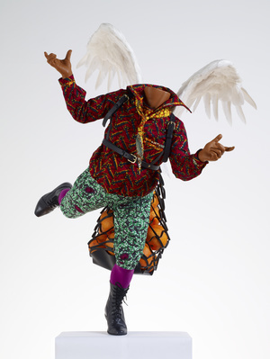 Food Faerie, 2010 By Yinka Shonibare MBE