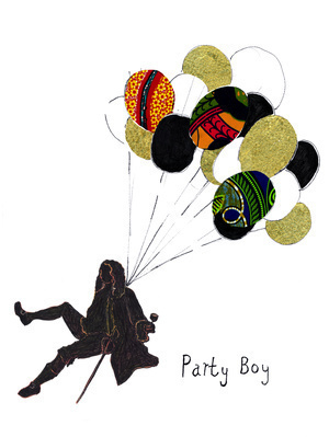 Party Boy, 2014 By Yinka Shonibare MBE