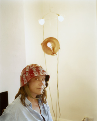 Sarah Lucas, London, 2003 By Johnnie Shand Kydd