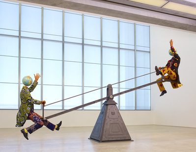 End of Empire, 2016 By Yinka Shonibare MBE